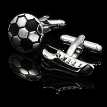 spor futbol ve futbol spor olaylarıiçin ayakkabı tasarımı Cufflinks
