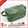 2013 hot deluxe croc PU leather pencil bag
