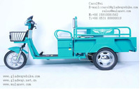 Electric cargo truck /three wheel electric truck/electric tricycle