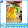 2015 popular Silicone funny design Tea Infuser Strainer