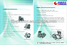 Motorcycle engine TAIWAN TECHNOLOGY 600cc motorcycle engine