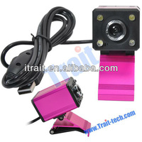 2.0 Mega Mini 4 LED USB Webcam Camera night vision for PC Laptop/ free driver webcam laptop camera
