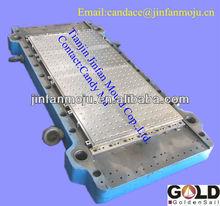 evaporator die ,heat exchanger mould