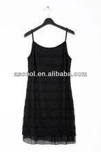 Slip Lace Dress & Chemise