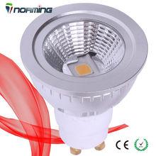 2013 China Top Reflector SHARP COB Dimmble 5W gu10 Interior Toshiba LED