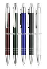metal prmotion pen, metal gift ballpen,LOGO pen