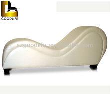 New sex sofa s shape love sofa
