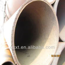 ST52 Concrete Pump Conveying Pipe , DN125*3Metre, For Boom Pump And Stationary Pump