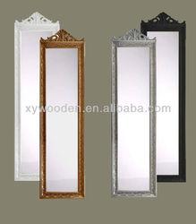 baroque furniture wood mirror frame