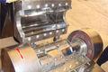 Hueso gn-130 trituradora de la máquina
