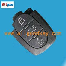 auto car key remote car key for Audi A6 3 buttons remote N model 4D0837231N smart car key