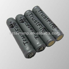 TrustFire 10440/AAA 600mAh 3.7V Li-ion Rechargeable Battery with PCB