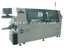 GSD-WD300C middle size lead free LED light soldering machine price,the most professional machinery manufacturer