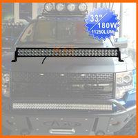 "33"" 180W off road bar lights for ATV/trucks/off road/minning"