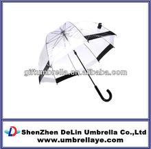 Nice looking fashion PVC umbrewholesale umbrella rain
