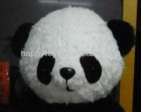 HI EN 71 panda costume head for adult
