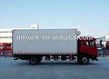 16 toneladas jac 4*2 frescos atender, peixes e sorvete de transporte por caminhão, caminhão refrigerado, caminhão de sorvete, foton van truck+86 13597828741