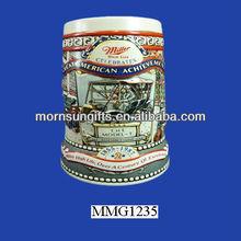 High life celebrates American achievements mini beer mug