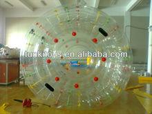 water walking roller ball