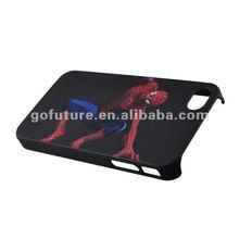 Spiderman design custom phone case