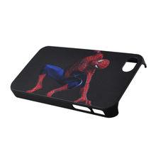 Spiderman design case for iphone 4
