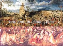 Large size famous jesus christ oil paintings