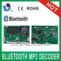 BT-03 fm usb bluetooth mp3 player circuit
