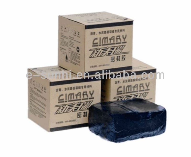FR-I rubberized hot pour bitumen driveway sealer