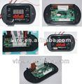 Vtf-20c reproductor mp3 circuito pantalla lcd tablero del pwb