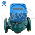 Digital del contador de aceite medidor de flujo de alta temperatura Oval Gear medidor de flujo