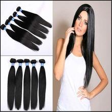Amazing price 28 inch silky straight virgin indian hair