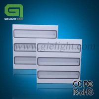 CE ROHS 60x60 led light panel zhongtian with grille