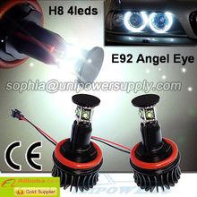 Multi color 40W CREE Led Angel Eyes for E87,E82,E92,E93,E90,E91,E60,E61,E63,M3,M6