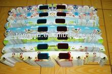 Hot sell cheap price custom logo paper 3d glasses