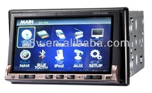high quality wholesale price7inch car dvd/evd headrest