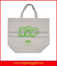 100 cotton cheap shopping tote bag china wholesale