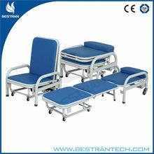 BT-CN002 Hot sales!!! High quality Companion furniture hospital chairs