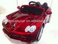 Kinder auto 12v lizenz mercedes slr-722s mit rc