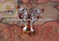 Initial metal wax seal fob/Elegant font metal wax seal die
