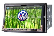 lower price 7inch car dvd/evd FM with GPS