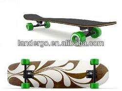 Whole Chinese Maple Skateboard,professional skateboard(CE OEM factory)