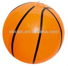 PVC Inflatable Beach Ball Basketball