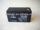 12V 1.3AH Sealed Lead Acid Battery