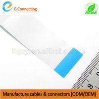 Wire Harness for Precision Instrument, Available in Various FFC Cable and Pitch/milestone flex cable for motorola