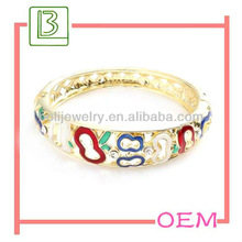 2013 hot sale promotional enamal bangle&bracelet ornament