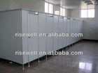 DEBO compact laminate toilet partition aluminum composite panel