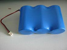 10.8V 3S ER34615 battery pack 1900mAh