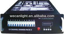 Guangzhou 12-way DMX digital dimmer pack dj light stage light effect lighting
