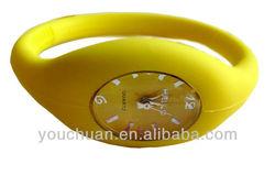 Innovative sport and powerful silicone anion watch,quartz watch