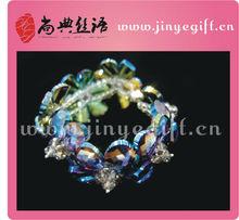 Funcky Design Beautiful Nice Zircon Made Antique Bracelet